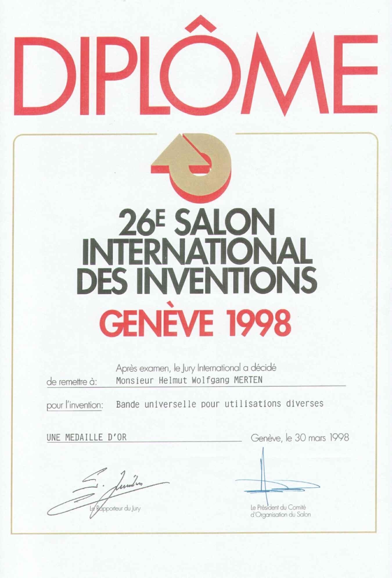 - Salon des inventions ...